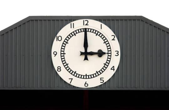 highbury clock