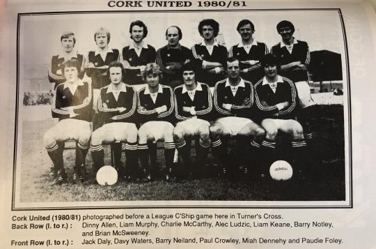 ALT Cork United