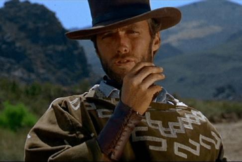Clint-Eastwood fistfull